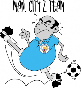 Man City Z Team